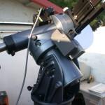 Test Montatura 10micron GM2000 QCI