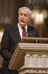 L'attuale amministratore della NASA, Sean O' Keefe (CNN)