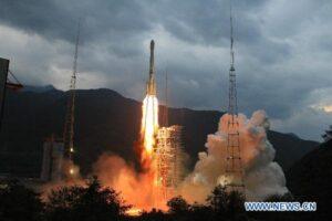 Il lancio di Chang'e 2