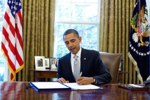 Obama firma il Nasa Authorization Act