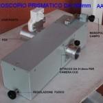 Fig.1 - Lo Spettrografo a Prisma