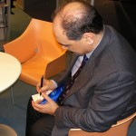 Sessione di Autografi