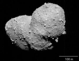 L'Asteroide Itokawa