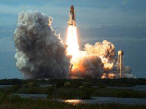 Lancio Space Shuttle