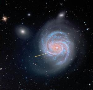 M100 (NGC 4321)