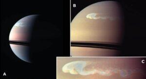 Tempesta Saturno