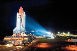 Lo shuttle Endeavour è già pronto da parecchi giorni sul pad di lancio 39A in attesa del via per la sua ultima missione.