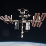 Le spettacolari immagini della ISS e dello Shuttle di Paolo Nespoli