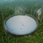 Nuovo Gigantesco Radio-Telescopio In Costruzione in Cina