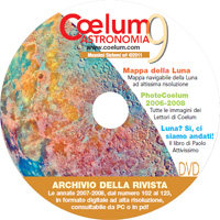 Copertina DVD Coelum 9