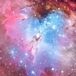 Eagle Nebula – Poster CFHT