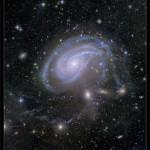 Interacting Galaxies NGC 772 – Poster CFHT
