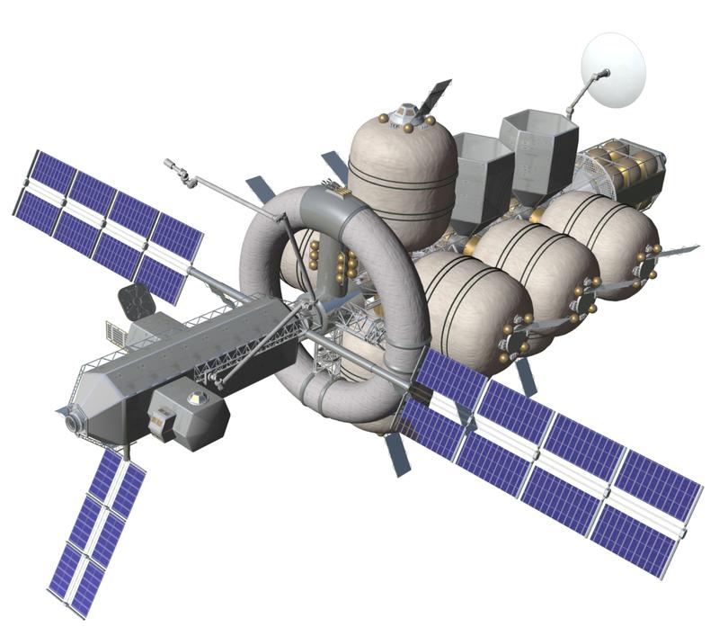 Nautilus-X in versione estesa.