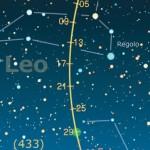 (433) EROS alla minima distanza del periodo 1975 - 2056