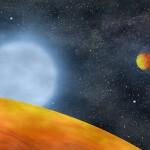 Arrosto di pianeti. Scoperti due nuovi pianeti grandi quanto la Terra.