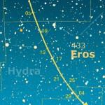 Seguendo (433) EROS verso le stelle del Sud