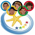 Cinque giovani stelle azzurre