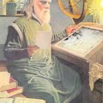 I contributi di Leonardo all'Astronomia