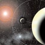 Il presunto satellite di Venere