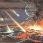 L'evoluzione di un pianeta extrasolare