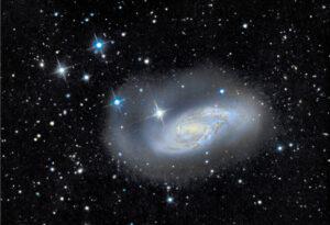 M66 Galaxy