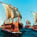 Il giorno che Cesare invase la Britannia