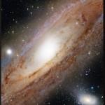 M31 Galassia di Andromeda – Poster CFHT