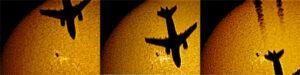 aereo sul sole Marino