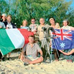 AUSTRALIA 2012 un'eclisse fortunata!