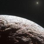 Niente atmosfera per il pianeta nano Makemake