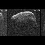 Ecografia di un asteroide