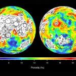 Il GRAIL della gravita' lunare