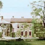 La rovina della casa degli Herschel