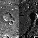 Mercurio: trova le differenze!
