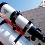 Rifrattore TSAPO805 80/500 Teleskop Service