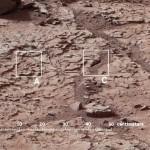 Curiosity pronto al primo scavo