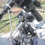 Montatura 10 Micron GM2000 HPS Alta precisione e velocità made in Italy