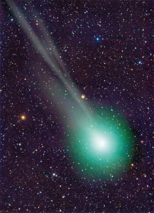 cometa Lemmon D olsen