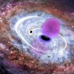 Il passato violento della Via Lattea