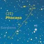Phocaea ed Ekard due quasi gemelli separati solo dall'albedo
