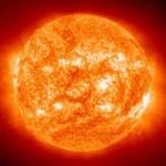 All'apice del ciclo solare