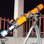 È possibile risolvere il disco di Titano? Divagazioni notturne su una ripresa di mezza estate