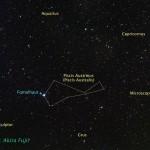 Una terza stella nel sistema Fomalhaut