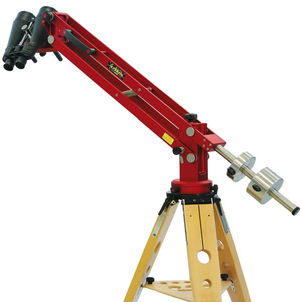 Telescope doctor LEONARDO