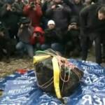 Pescato un meteorite da mezza tonnellata