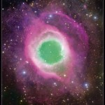 Helix Nebula – Poster CFHT