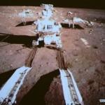 Yutu muove i primi passi sulla Luna
