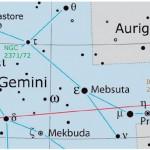 """Tre strani casi di """"DOPPIO"""" ASTRONOMICO ovviamente da cercare nei Gemelli!"""
