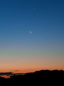 venere luna petricca