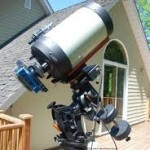 Global Test 180 - Tubi ottici Celestron EdgeHD